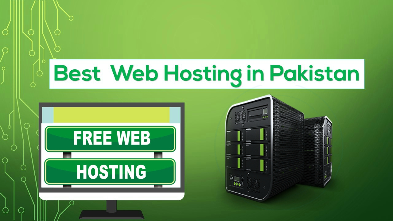 Free Web Hosting in Karachi