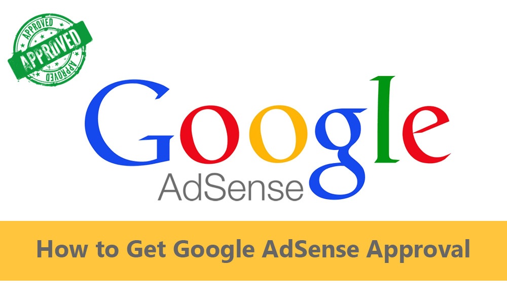 How to get approved Google Adsense account in Pakistan