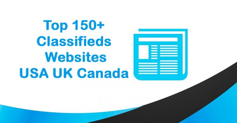 Classified Ads Posting Sites