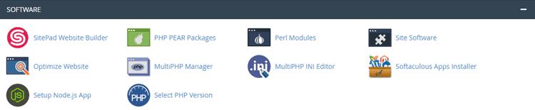 install node.js website on shared hosting