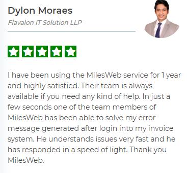 MilesWeb Review2